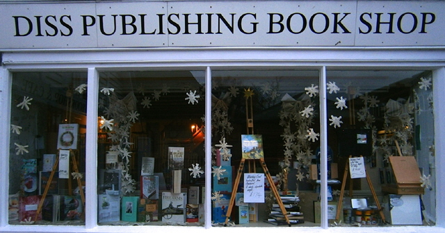 Diss Publishing Bookshop